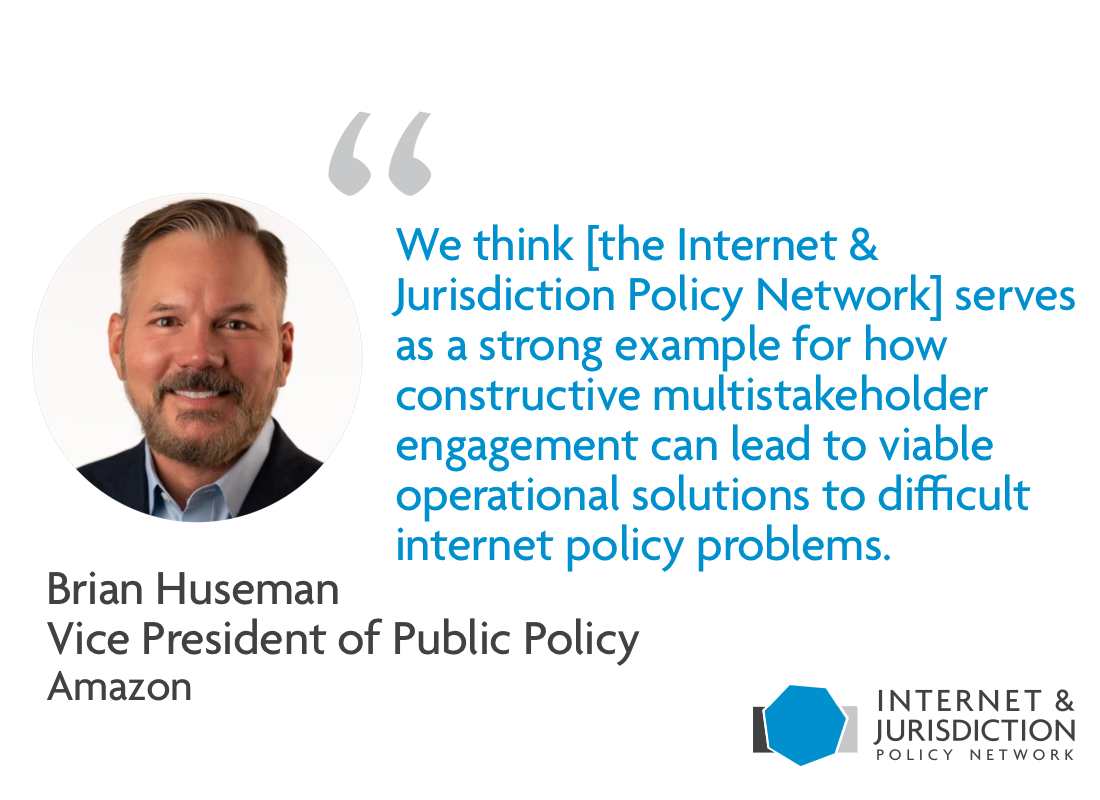 Brian Huseman Domains Jurisdiction